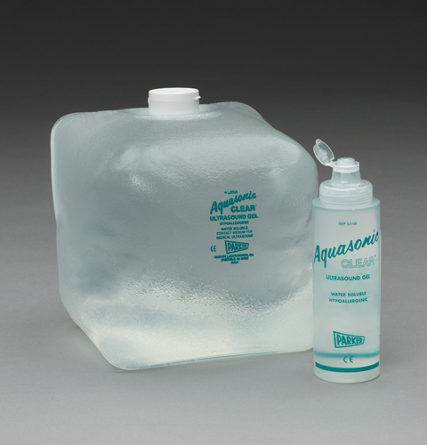 Aquasonic Clear 5 Liter Econopac Cs/4