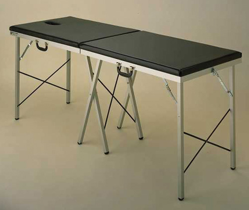 Portable Massage Table Folding W/Face Out 24 X 72 X 30 X 2