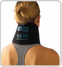 Ice It! ColdComfort System Neck / Jaw / Sinus 4½ x 10