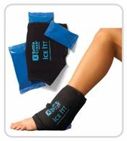 Ice It! ColdComfort System Ankle/ Elbow/ Foot 10½ x 13