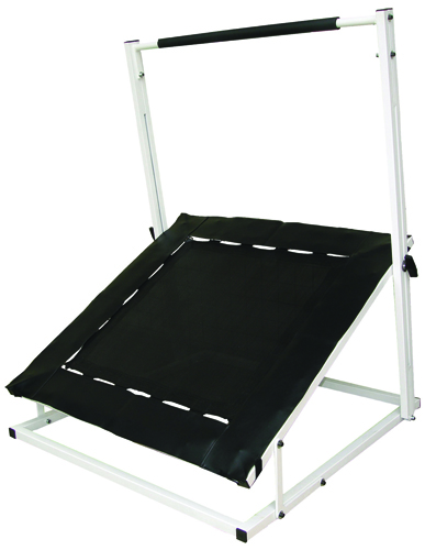 Cando Rectangle Rebounder w/5 PT Balls
