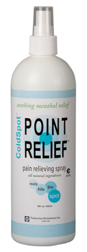 Point Relief® ColdSpot® Pain Relief Spray 4oz