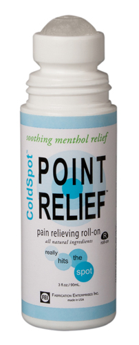 Point Relief® ColdSpot® Pain Relief Gel 3oz Roll-On