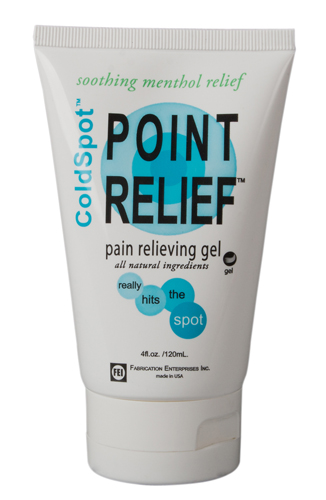 Point Relief® ColdSpot® Pain Relief Gel 4oz Tube