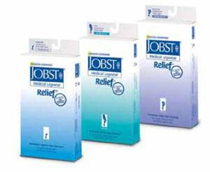 Jobst Relief 15-20 Knee-Hi Beige XL Full Calf C/T
