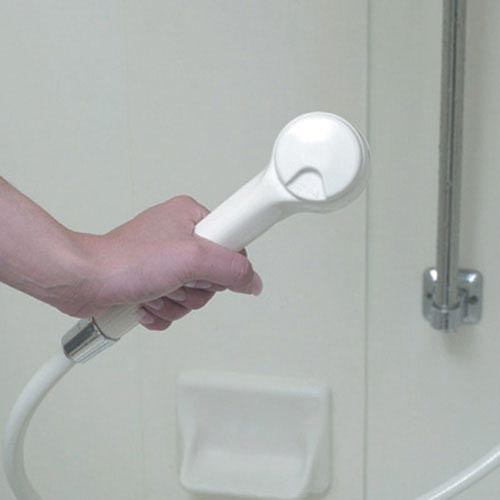 Shower Head Hand-Held with On/Off Switch