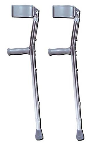 Guardian Forearm Crutches Tall Adult (Pair)