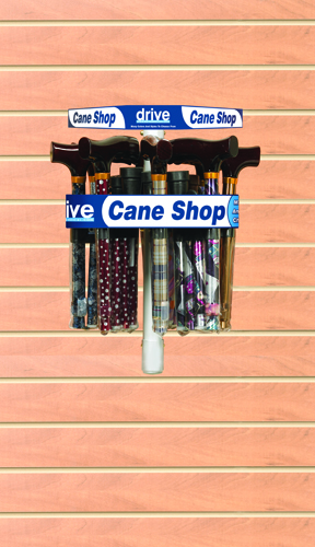 Rotating Cane Rack Only (Holds 8 Folding Canes)