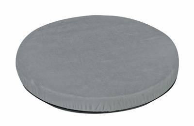 Swivel Seat Cushion Deluxe Grey
