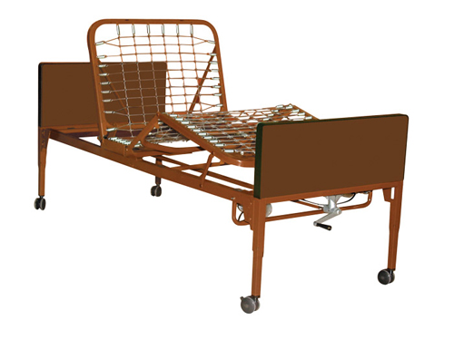 Homecare Semi-Elec Bed-PMI (Bed Only--Dual Motors)