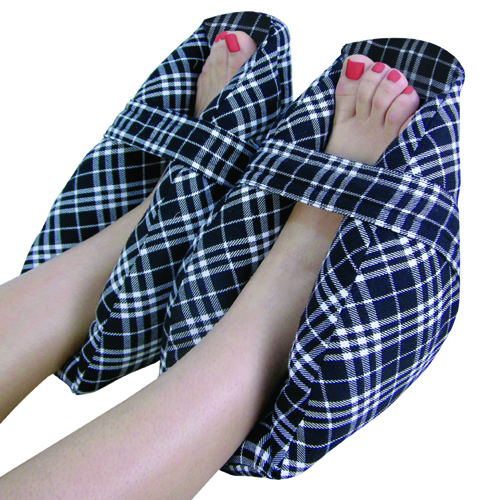 Foot Pillows/Pair Padded
