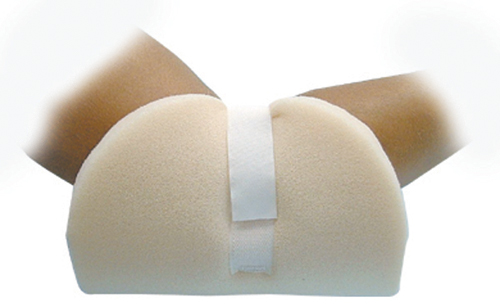 Heel and Elbow Protector(Each) Eggcrate Foam Ulna Nerve