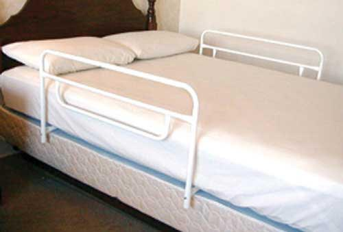 Home Bed Rail for Electric Bed - Double - 18 L x 20 H