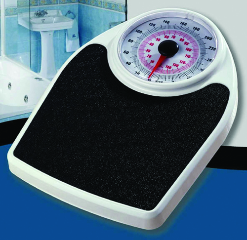 Personal Large Face Dial Floor Scale 330# Capacity