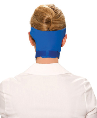 SootheAway Therapeutic Relief Pad For Back of Head/Neck