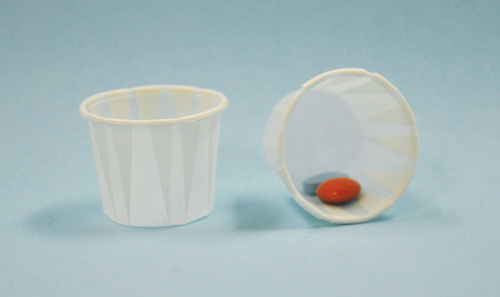 Souffle Cups for #2534 Pill Crusher (Pk/250)