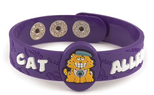AllerMates Wrist Band Nine Cat Allergy