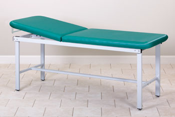 H-Brace Treatment Table Steel 72 L x 31 W x 27 H