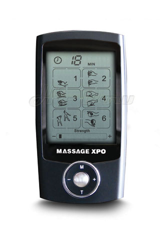 XPO2 Dual Channel Muscle Stimulator