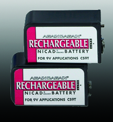 Batteries And Recharger- Kit