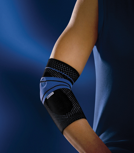 EpiTrain Elbow Support Size 3 9 - 9.75 Black