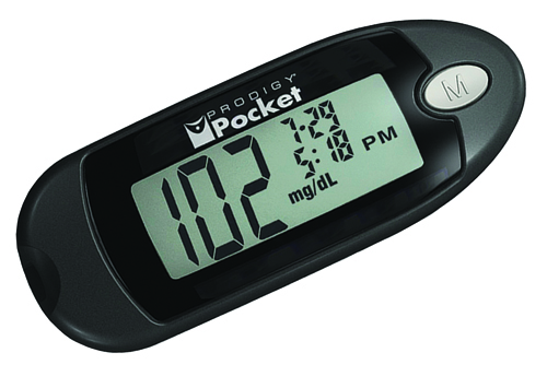 Prodigy Pocket Meter Kit Black