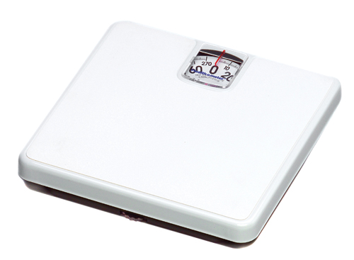 Dial Scale 270 Lb Capacity Health-O-Meter