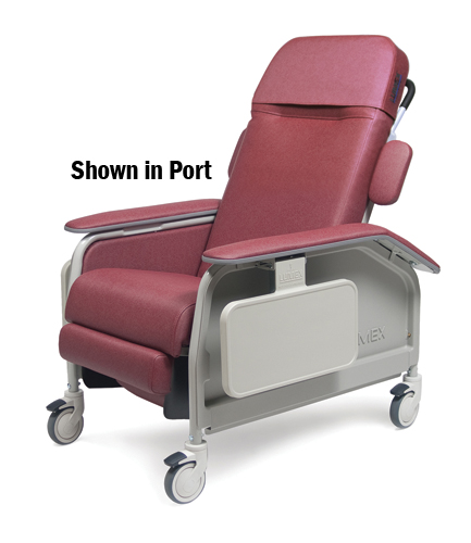 Lumex Clinical Care Recliner Blue Ridge