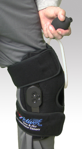 ThermoActive Knee Orthosis w/ROM Hinges