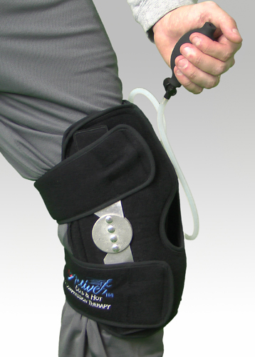 ThermoActive Knee Orthosis w/Polycentric Hinges