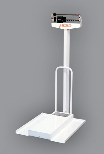 Wheelchair Scale With Ramp (Detecto#485)