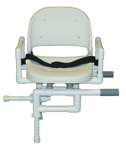 Tub Bather System All Purpose PVC w/Swivel Seat
