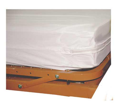 Mattress Covers- Zippered Bx/12 Hospital size 36x80x6