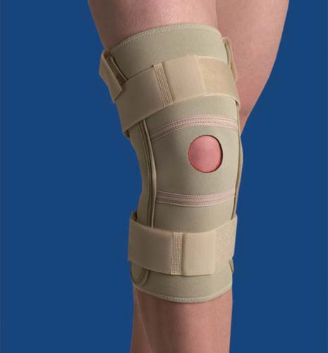 Thermoskin Hinged Knee Brace Extra Small 11 - 12.5