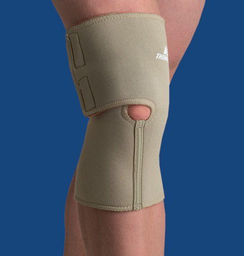 Thermoskin Knee Wrap-Small Universal (L/R) Beige 12½-13¼