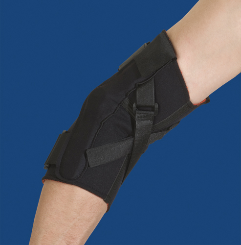 Thermoskin Hinged Elbow Small Black