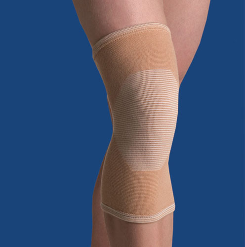Knee 4 Way Elastic Support Small