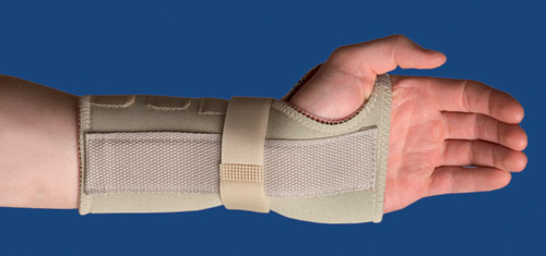Thermoskin Carpal Tunnel Brace Left XX-Large