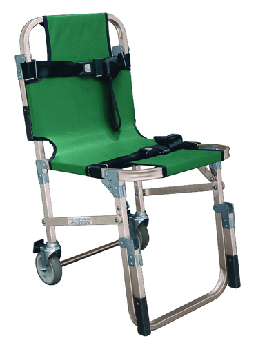 Evacuation Chair w/5 Rear Wheels