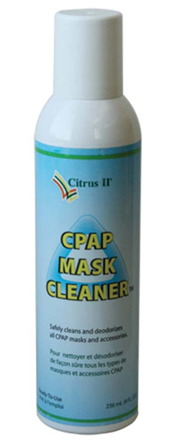 Citrus II CPAP Mask Cleaner 8 oz. Spray (Ready to Use)