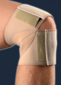 Easy Knee Wrap Universal Fits Up to 20 Knee Circum