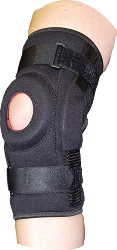 Hinged Patella Knee Wrap Small/Medium