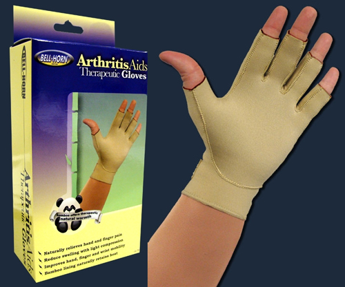 Therapeutic Arthritis Gloves Large 9¼ - 10½