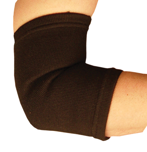 Elastic Elbow Black Small 7 -10