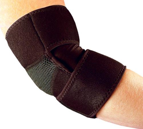 Elbow Wrap Black Universal