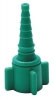 John Bunn Oxy Nut/Stem Nylon Adapter Christmas Tree 50/cs