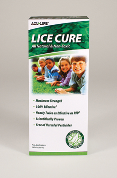 Lice Cure Kit
