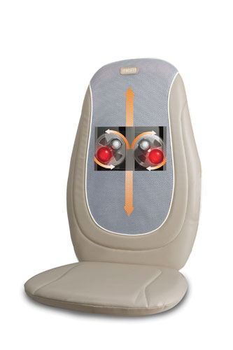 Shiatsu Massage Cushion Homedics