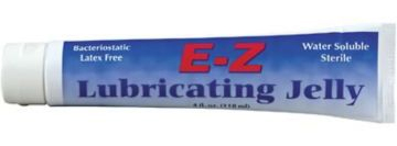 Lubricating Jelly 4oz Tube Flip Top Bx/12