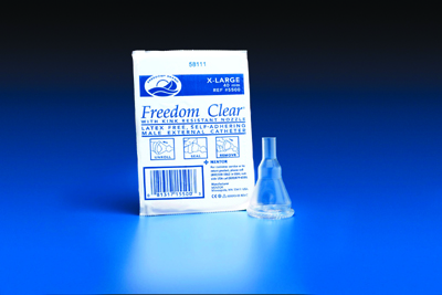 Mentor Freedom Clear Large 35 mm (Each) L/F